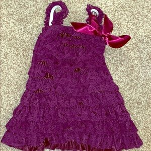 Other - Baby girl lace dress